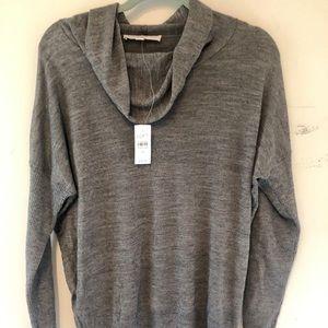 BNWT — LOFT — Cowl Neck Sweater Tunic (Size XL)